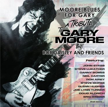 DP Le livre Gary Moore Tribute