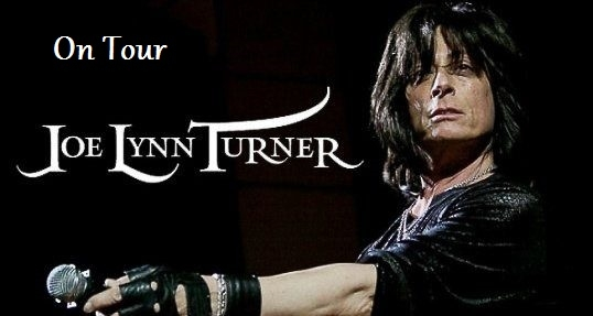 DP Le livre Joe Lynn Turner Tour 2019