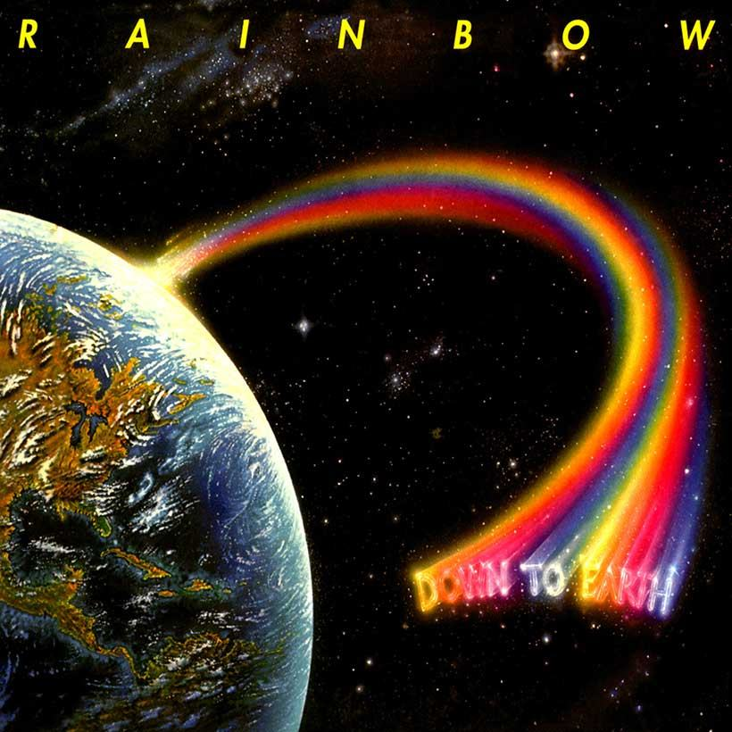 Rainbow-Down-To-Earth-Deep-Purple-le-livre-lamaisondeslegendes
