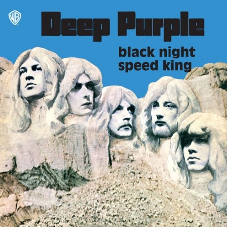 deep-purple-black-night-speed-king-7-neuf