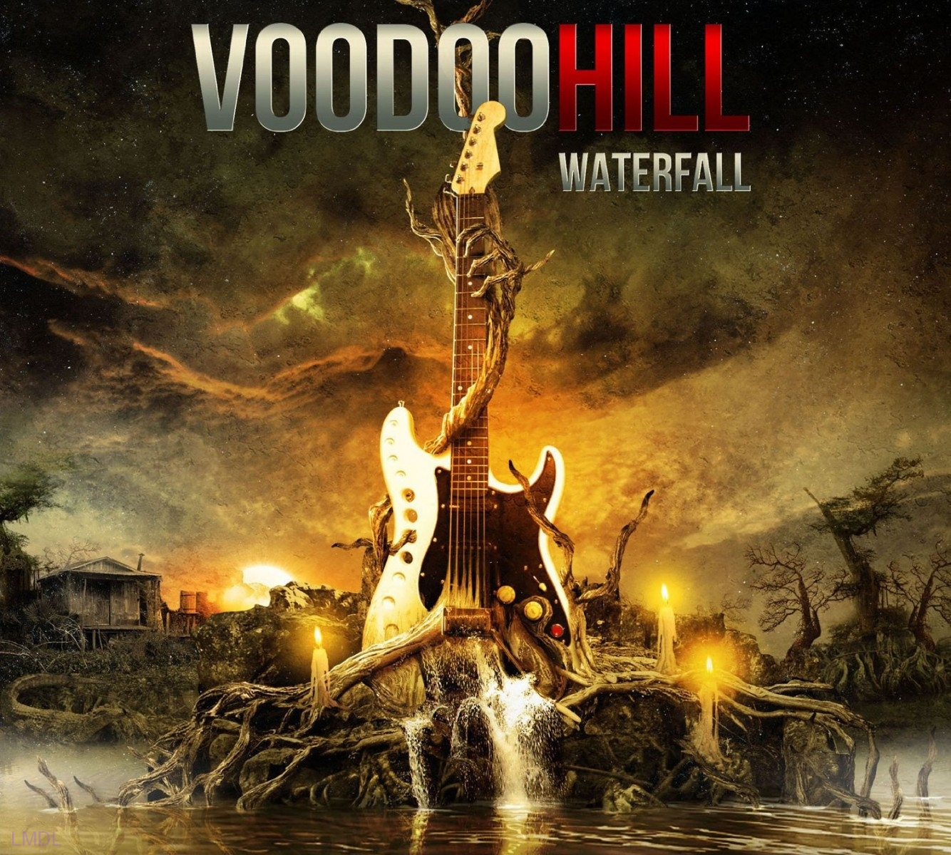Waterfall-VOODOO-HILL-Glenn-Hughes-Deep-Purple-livre-LMDL-FAF